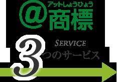 3つのサービス